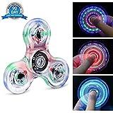 Fidget Spinner mit LED Leuchten