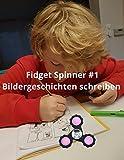 [kju] 42 Fidget-Spinner Metall Premium Hand-Spinner Testsieger Anti-Stress für Kinder und Erwachsene Finger-Spinner weiß - 3