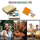 Fidget Spinner, Hand Spinner, Innoo Tech Fidget Spielzeug aus Zinklegierung, Drehzeit 3-5 Min, Mehrfarbig Tri Spinner, ideal für Stress Reducer, Tolles Geschenke für Erwachsene und Kinder - 7