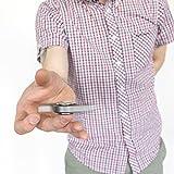 Metall Fidget Spinner aus Aluminium – Special Hand Spinner mit Design aus Deutschland (Grau): Speeva Alu Spinner gewährleistet mit variablen Gewichten einen ruhigen Lauf und bietet hohe Stoßfestigkeit - 7