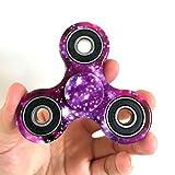 Fidget Toys Hand Tri Spinner Finger Spielzeug für Kinder und Erwachsene Spielzeug Geschenke, Bunt Motiv (Stil-14)